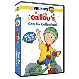 Caillou: Caillou's Can Do Collection