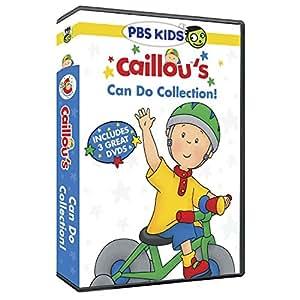 Amazon.com: Caillou: Caillou's Can Do Collection ... Caillou Family Collection 9 1