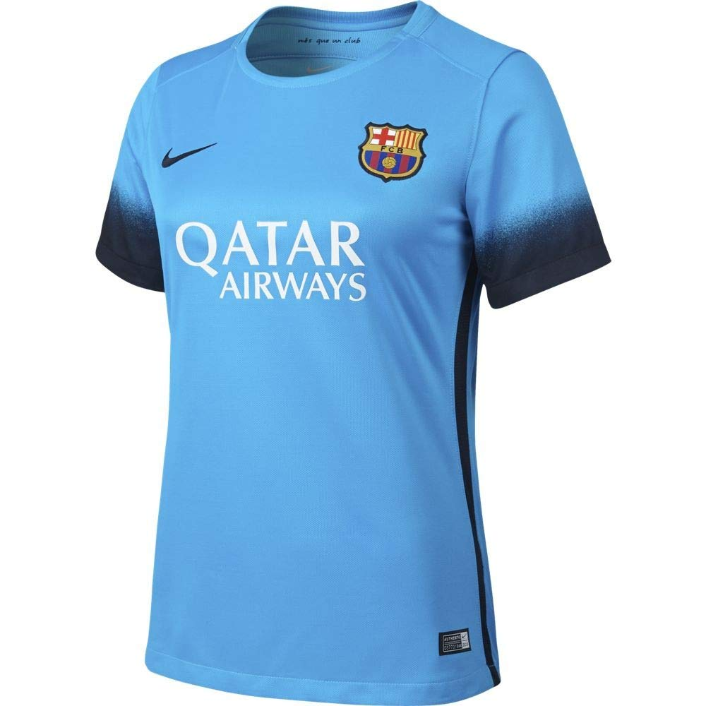 516436e3a Light Blue Barcelona Jersey – Inspirational Lighting Design images