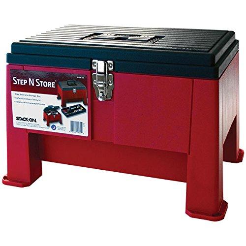 Step N' Stor Tool Box