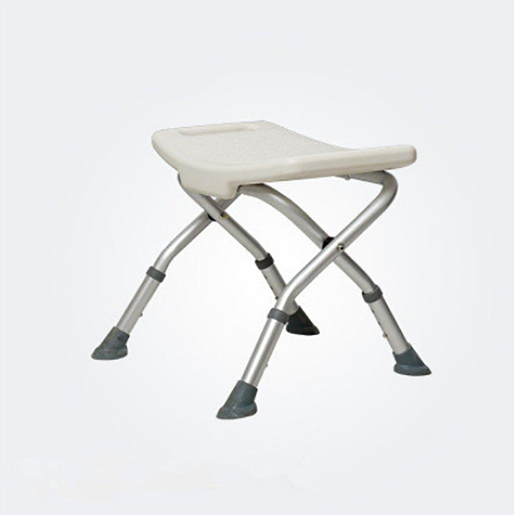 『5年保証』 アルミのバスの椅子老人浴室の椅子折りたたみシャワーチェア妊娠中の女性のバススツール滑り止めバススツール B07GGPLWMD B07GGPLWMD, 恵那市:52bb7590 --- efichas.com.br