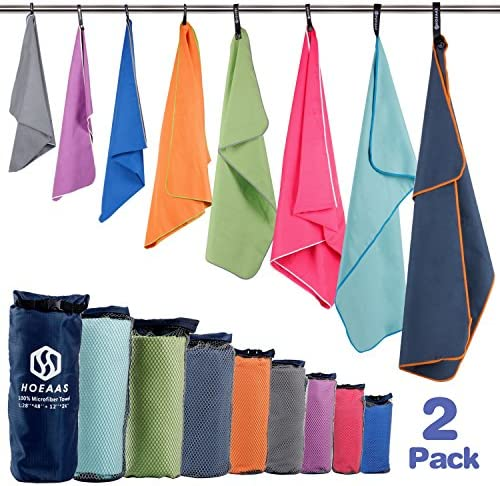 HOEAAS Microfiber Sport Travel Towel product image