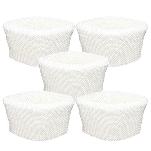 Price comparison product image UpStart Battery 5-Pack Replacement for Holmes 3600 Humidifier Filter - Compatible with Holmes HWF75 HWF72 Air Filter