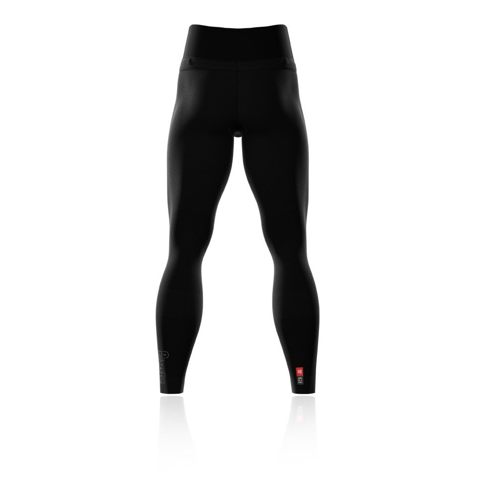 Compressport Under Control Trail Running Full Tight - SS19 - Medium - Black by Compressport (Image #5)
