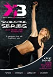 Kettlebell Kickboxing Scorcher Series 4 Disc DVD Set from Unified Manufacturing