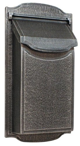 Contemporary Vertical Wall Mounted Mailbox Finish: Swedish (Special Lite Contemporary Wall Mount)