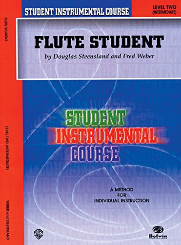 (Student Instrumental Course Flute Student: Level II)
