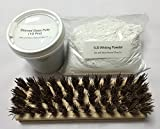 Stained Glass Putty, Whiting Powder & Cement Putty Brushes