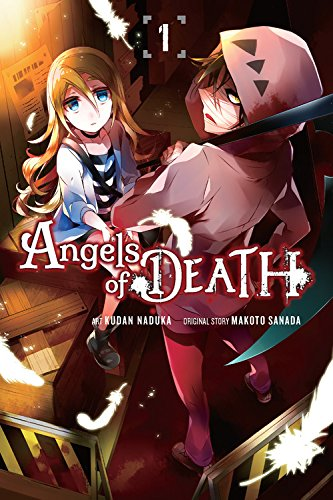 Angels of Death, Vol. 1 (Satsuriku no Tenshi) [Kudan Naduka] (Tapa Blanda)