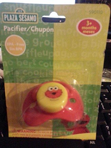 Sesame Street S90110 Elmo Pacifier