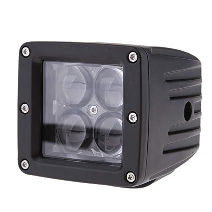Sharplace Proyector de Faros LED Lámpara Auxiliar Antiniebla para ...