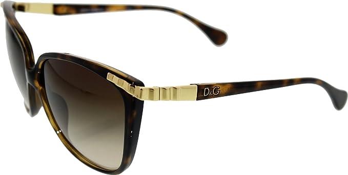 Dolce & Gabbana 8096 SOLE502/13 gafas de sol, Marrón (braun ...
