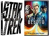 Star Trek Beyond DVD + 2 Disc Star Trek Movie Special Edition Sci-Fi Set
