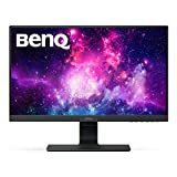 BenQ GW2480 24 Inch IPS 1080p Monitor, Ultra Slim Bezel, Low Blue Light, Flicker-free, Speakers, VESA ready, HDMI