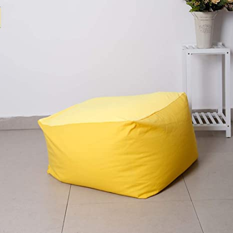 Pleasant Amazon Com Sofas Square Bean Bags And Cloth Lazy Indoor Bralicious Painted Fabric Chair Ideas Braliciousco