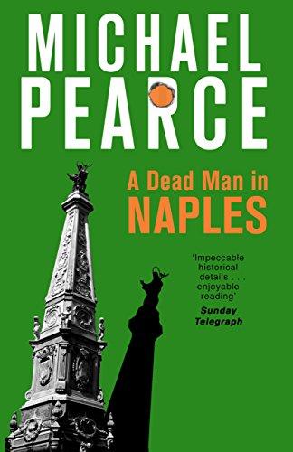 A Dead Man in Naples - Men Naples