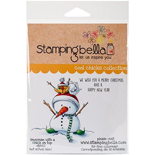 Stamping Bella Cling Stamp 6.5