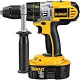 DEWALT DCD950KX 18-Volt XRP 1/2-Inch Drill/Driver/Hammerdrill Kit Reviews