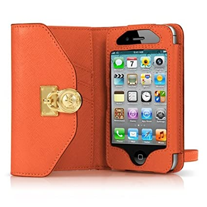 261ed274fe69 Michael Kors Wallet Clutch Case for Iphone 4s: Amazon.ca: Cell Phones &  Accessories