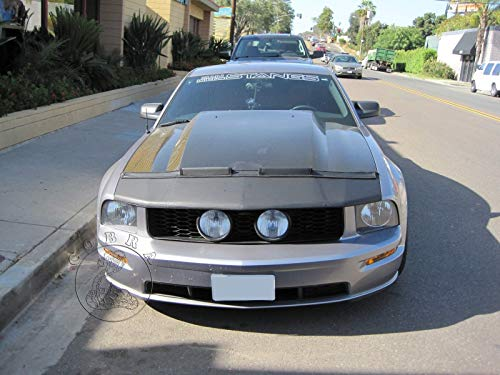 Cobra Auto Accessories Car Hood Mask Bonnet Bra Fits Ford Mustang GT 05 06 07 08 2005 2006 2007 2008