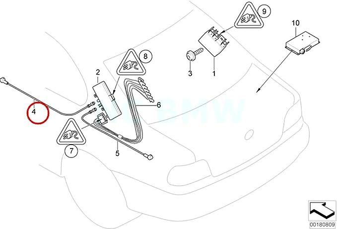 BMW cable de antena Diversity NG: Amazon.es: Coche y moto
