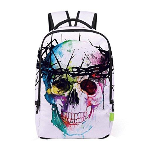 Rucksack Womens Travel 3D School Bookbag Galaxy Satchel Shoulder I Backpack Men's Bag YwqArxHY