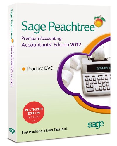 Sage Peachtree Accountants Edition 2012 MU