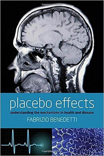 Understanding Brain Mechanisms Of >> Placebo Effects Understanding The Mechanisms In Health And Disease