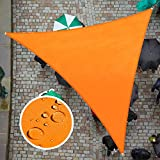 ColourTree 12' x 12' x 12' Orange TADT12 Triangle