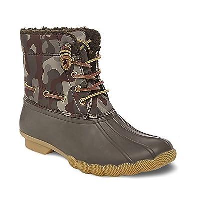 9994784110d Steve Madden Women s Torrent Rain Boot  Amazon.in  Shoes   Handbags
