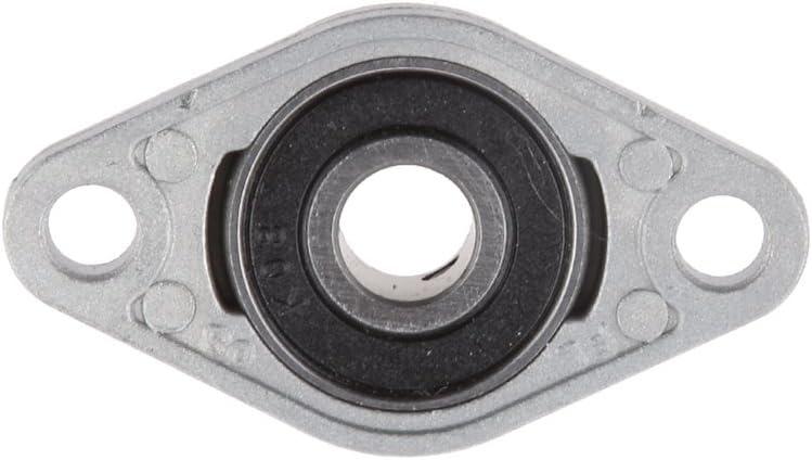 Flanschlager Stehlager Kugellager 8mm