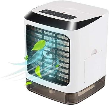 Aire Acondicionado Portátil Refrigerador De Aire Humidificador ...