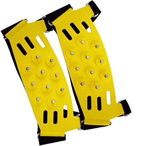 Safety Care Ice Claws - Snow & Ice Traction Cleats - Fits All Adult Boot Sizes by Safety Care (Image #5)