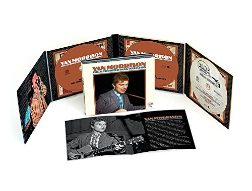 Van Morrison - Anthology. The Authorized Bang Collection [3cd] - European Edition - Zortam Music