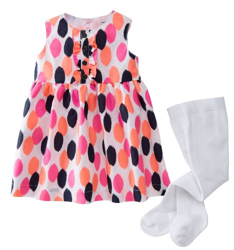 Carters Baby girls Dress Tights Piece