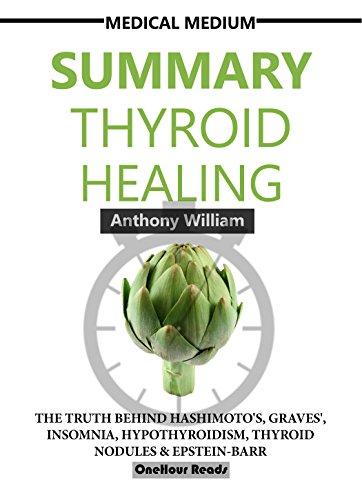 SUMMARY Medical Medium Thyroid Healing: The Truth behind Hashimoto's, Graves', Insomnia, Hypothyroidism, Thyroid Nodules & Epstein-Barr cover