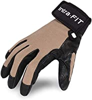 Intra-FIT Climbing Gloves Rope Gloves,Perfect for Rappelling, Rescue, Rock/Tree/Wall/Mountain Climbing, Advent