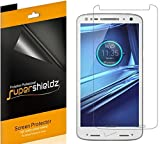 [6-Pack] Supershieldz for Motorola (Droid Turbo 2) Screen Protector, High Definition Clear Shield + Lifetime Replacement