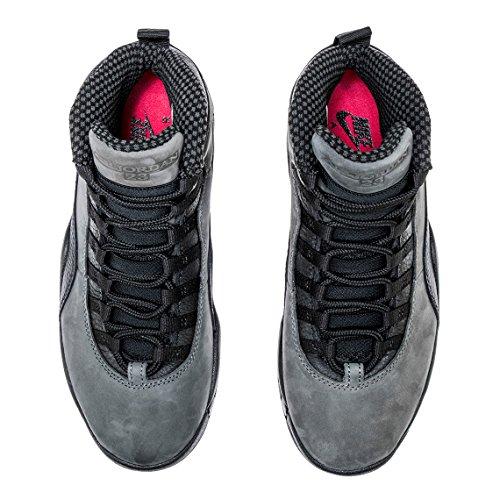 5 N I I E 10 Jordan Retro N 002DKSHADOW 5 Air Gs C K RED 44aOr