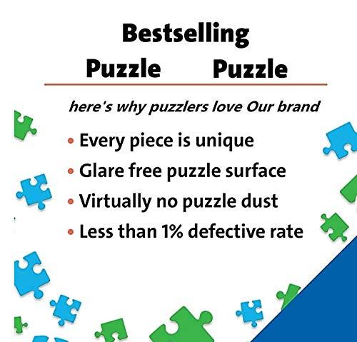 1000 Stück Puzzle Erwachsene Schwierige Spaß-Spielzeug Jigsaw Landschaft Decompression Spielzeug-Geschenk Erwachsene und Kinder