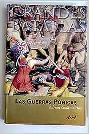 Las guerras púnicas (Grandes Batallas): Amazon.es: Adrian