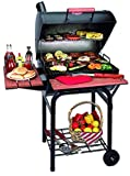 Char-Griller-2123-Wrangler-635-Square-Inch-Charcoal-Grill-Smoker
