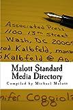 Malott Standard Media Directory, Michael Malott, 1453662324
