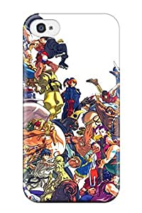 For GPuWOQX1570ZLhIa Street Fighter Protective Case Cover Skin/iphone 4/4s Case Cover