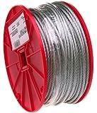 Galvanized Steel Wire Rope, 7x19 Strand Core