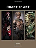 img - for Heart of Art: A Glimpse into the Wondrous World of Special Effects Makeup and Fine Art of Akihito book / textbook / text book