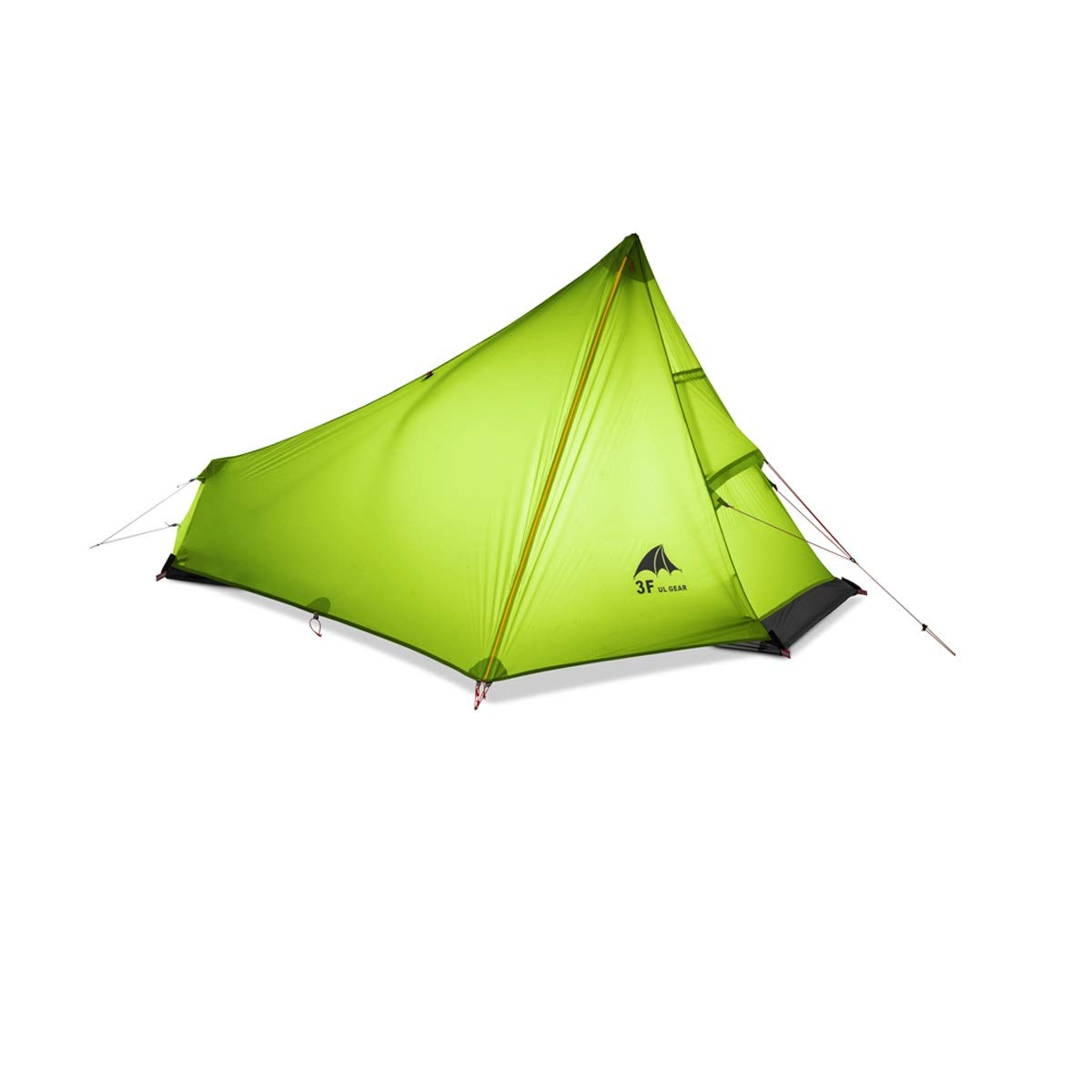 Yellow Haoyushangmao Outdoor Single Tent, Cycling Tent, Camping Tent, Thick and Warm, Ultra Light Material, Easy to Install The Latest Style, Simple
