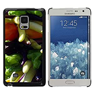 iKiki Tech / Estuche rígido - Plant Nature Forrest Flower 36 - Samsung Galaxy Mega 5.8 9150 9152