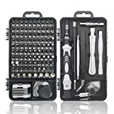 Royace Screwdriver Set,119 in 1 Computer Repair Kit Electronic Tool kit Mini Precision Screwdriver Set with Case for Phone,Laptop,Jewelers