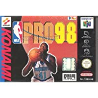 NBA Pro 98 - Nintendo 64 - PAL